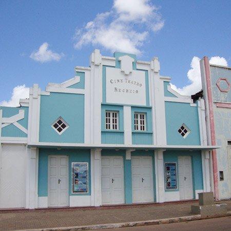Foto do Cine Teatro Recreio, em Rio Branco