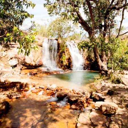 Parque Ecológico Terra Viva, no Distrito Federal