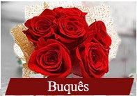Buquês de Flores para o Dia dos Namorados