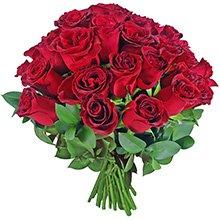 Buquê Amore de Rosas Vermelhas