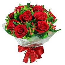 Buquê Tradicional de Rosas
