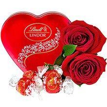 Rosas Colombianas com Lindt!
