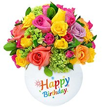 Happy Birthday Ideal