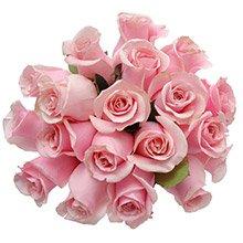 Buquê Luxuosas 24 Rosas Cor de Rosa