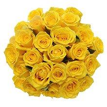 Buquê Soneto 36 Rosas Amarelas