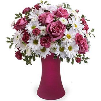 Poesia Mix de Rosas & Margaridas