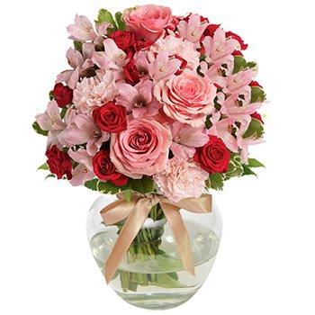 Delicado Mix de Flores