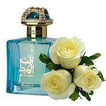 Rosas Brancas & Perfume Asgharali Qalb Al Muheet SP 100ML