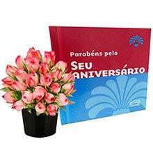 Rosas Parabéns pelo seu Aniversário!