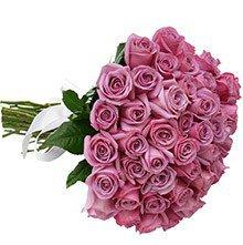 Buquê de 42 Rosas Lilás