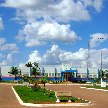 Águas Lindas de Goiás