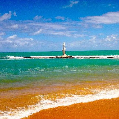 Praia da Sereia, em Alagoas