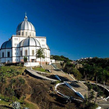 Basílica de Santo Antônio, no Espírito Santo