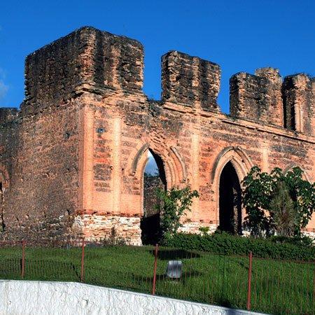 Igreja inacabada de Santo Antônio