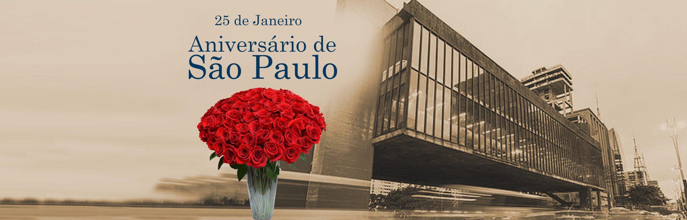 Aniversário de São Paulo