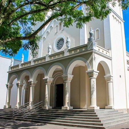 Catedral de São José em Criciúma