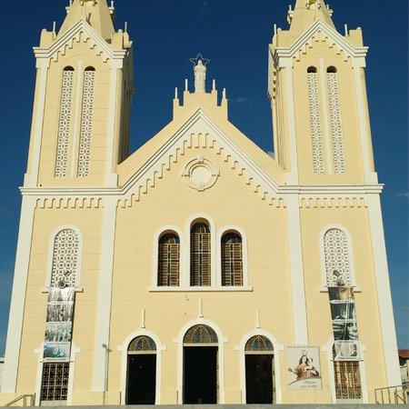 Igreja Nossa Senhora dos Remédios em Sousa