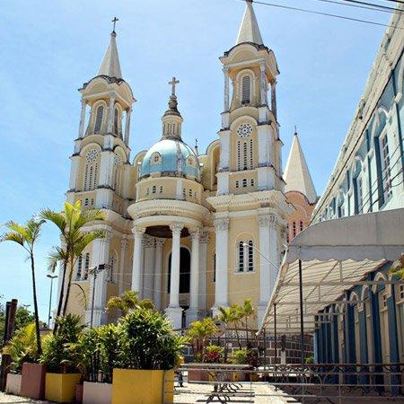 Catedral de São Sebastião em Ilhéus