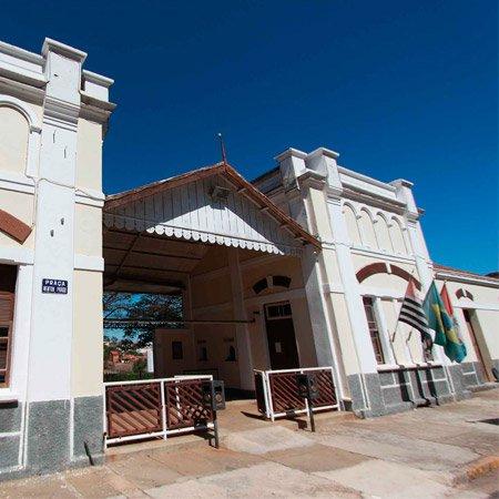 Museu Ferroviário de Indaiatuba