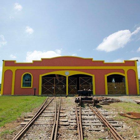 Museu industrial Thomaz Cruz
