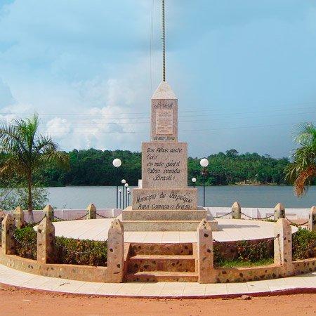 Monumento Início do Brasil
