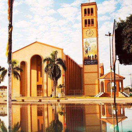 Catedral de Parintins