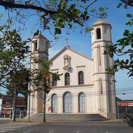 Paróquia Nossa Senhora dos Anjos em Gravatai