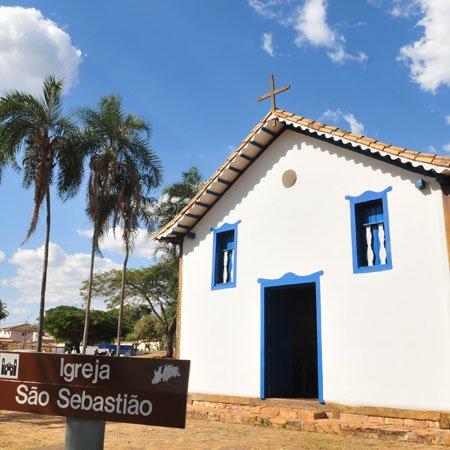 Igrejinha de São Sebastião