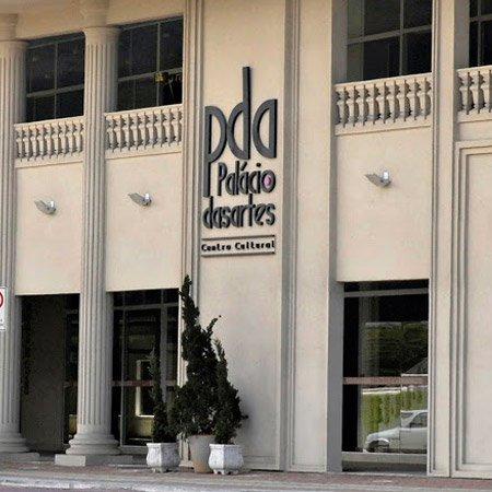 Palácio das Artes Praia Grande