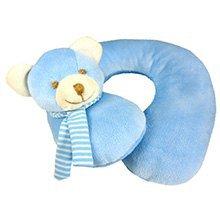 Urso Azul (apoio para pescoço)