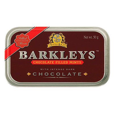 Bala Barkleys Chocolate Mint 50g