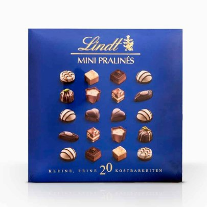 Lindt Mini Pralinés Blue