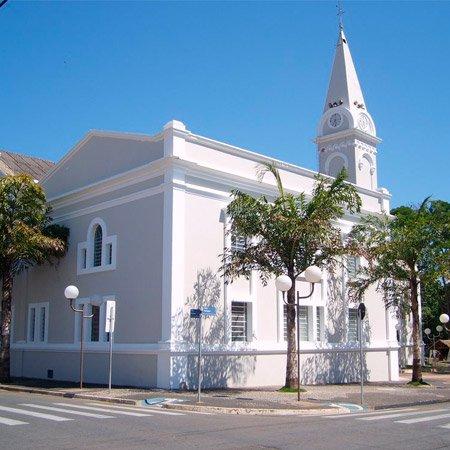 Igreja Matriz Santa Bárbara do Oeste