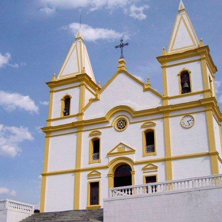 Igreja Matriz Santa Luzia